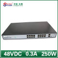 16 Port Tukar Gigabit Standard POE Switch
