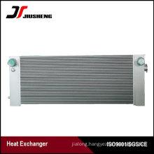 OEM Excavator Water Cooler Radiator For Hitachi ZAX330-3