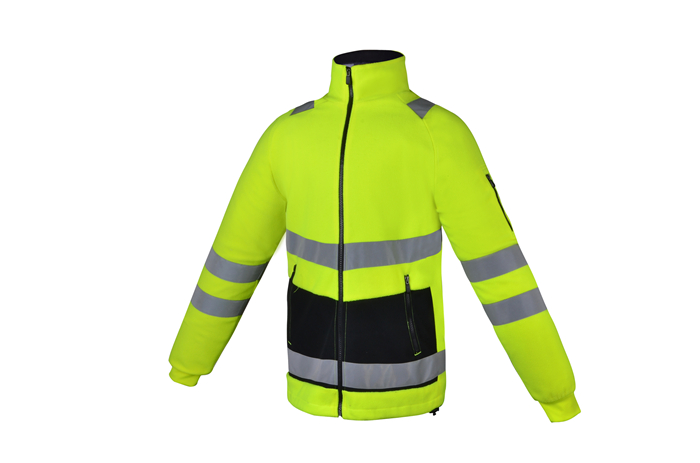 High Visibility Softshell Jacket