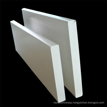 4x8 feet waterproof celuka pvc foam board and pvc sheet manufacturer for kitchen cabinet