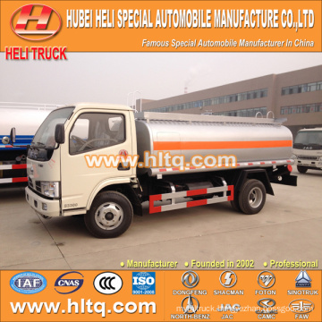 DONGFENG 4X2 small oil tank truck 6000L cheap price made in China