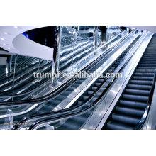 Escalier mécanique de la main courante d'arrivée de sécurité 2016 avec certificats