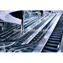 2016 safety arrival outdoor handrail escalator with certificates