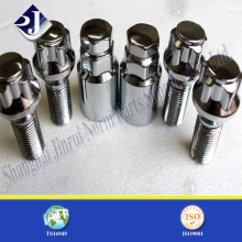 Bright Zinc Finished Wheel Nut