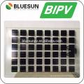 Bluesun bester Preis 320w 325w transparentes Glas pv-Panel Preis Norwegen
