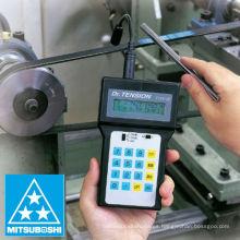 Medidor de tensión de cinta de procesamiento de datos de alta velocidad (tipo sin contacto). Fabricado por Mitsubishi Belting. Hecho en Japón