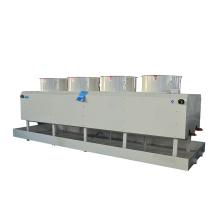 Evaporador de descongelación de agua para almacenamiento en frío