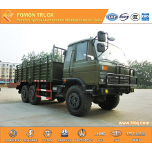 Dongfeng 160hp Euro2 military van cargo lorry