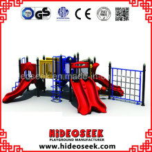 Hot Selling Play Ground with Climbing and Slide