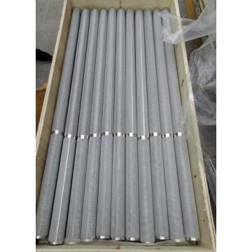 Filtro de malla sinterizado / elemento de filtro de acero inoxidable