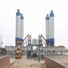 Dry Mix Concrete Batching Plant Machine