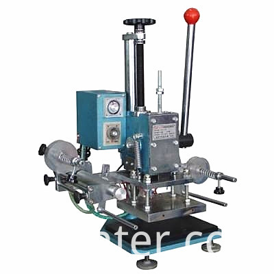 Manual Hot Stamping Machine for Box and Name Card