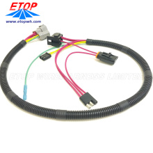 Automotive IP67 Waterproof Fuse Box Wire Assembly