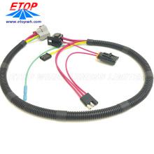 Conjunto de cable de caja de fusibles a prueba de agua automotriz IP67