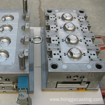 LED light housing Aluminum 100kg-800kg Casting die Mould