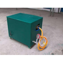 máquina de injeção de espuma de poliuretano de alta pressão