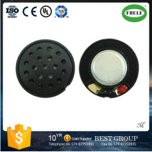 27mm 300ohm Mylar Speaker with Plastic Cover