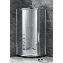 Einfache Duschkabine mit Film (E-01 mit Film)