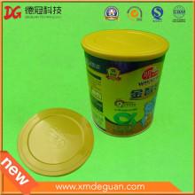 Normal Feste Größe bei der Verwendung von Milch Pulver Dosen Kunststoff Deckel