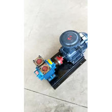 YHCB arc gear pump large flow oil pump oil truck pump