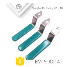 EM-S-A014 Aço Inoxidável 304 punho da válvula que carimba as peças