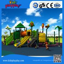 Equipamento de recreio de crianças ao ar livre para venda equipamentos de Playground