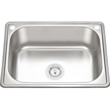 L5316 S. S Stretching Single Bowl Sink
