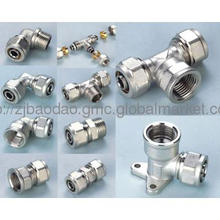 kinds of Brass Fittings
