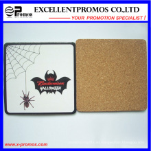 Promoción Impresión Personalizada La estera de tapa de calidad superior del corcho (EP-C57304)