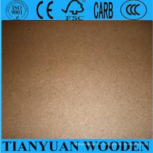 E1 Glue1220 * 2440mm Hardboard / 2mm 2.5mm 2.7mm 3mm Hardboard con precio barato