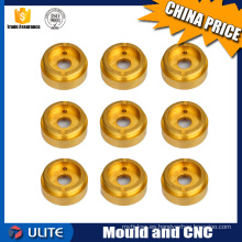 CNC de mecanizado de piezas de e-cigareet, CNC de torneado / Fresado / Perforación de mecanizado