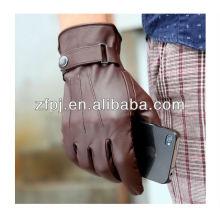 Neue Stile Männer fahren Handschuhe aus Leder
