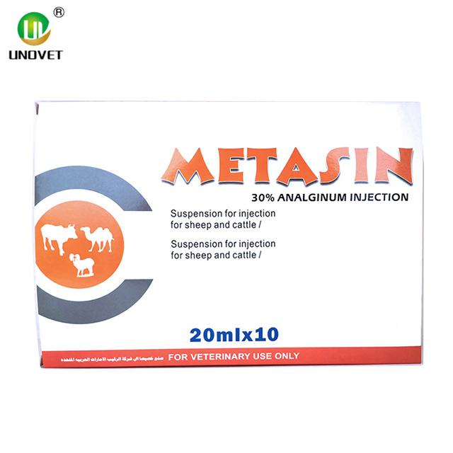 30 Metamizole Sodium Injection
