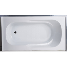 Upc Approved Hot Sell Apron Bathtub, ABS or Acrylic Skirt Bath Tub