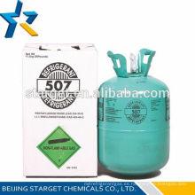 La mejor calidad respetuosa del medio ambiente la mejor compra mezcló el refrigerante gas r507