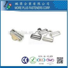 Taiwan-Messing-Metall-Kupfer-Gold überzogener Stahl justieren Wölbungs-Dia-Bügel-Wölbung