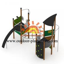 Equipamento de Playground HPL Multiplay Play Structures HPL