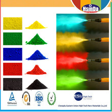 Fast Delivey Electrostatic Spraying Powder for Powder Coating