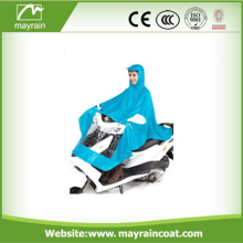 Adultos Pvc Hooded Rain Cape Poncho