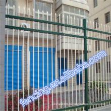 Хорошее качество горячие Окунутые Гальванизированные защита от коррозии забор бар( Заводская цена продажа)