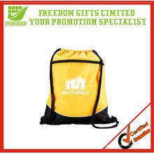 Werbe- und preiswerte kundenspezifische Drawstring-Tasche