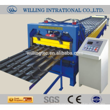 Constructional Forming Coated Tileformer machine