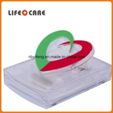 Heart Shape Medical Promotion Memo Dispenser