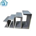 Steel Profiles galvanized u channel steel sizes