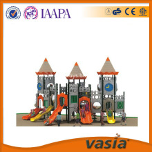 used outdoor soft kids playground equipment for sale
