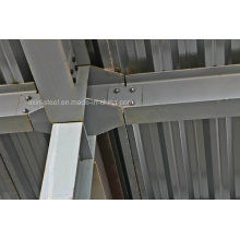 H Section Steel Connection Part for Metal Construction Building Project
