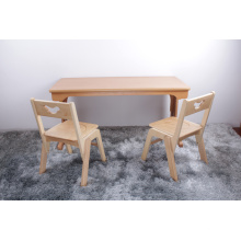 Chaise d'enfants solide et un bureau (SH-L-D06)