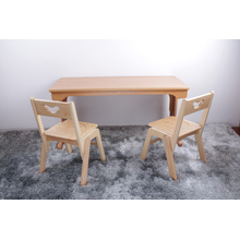 Solid Children Chair and Desk (SH-L-D06)