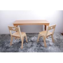 Твердых детский стул и стол (SH-L-D06)