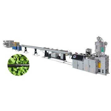 Dripper Type Irrigation Pipe Production Line
